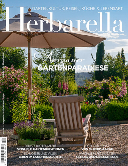 Cover des Herbarella Journal 33
