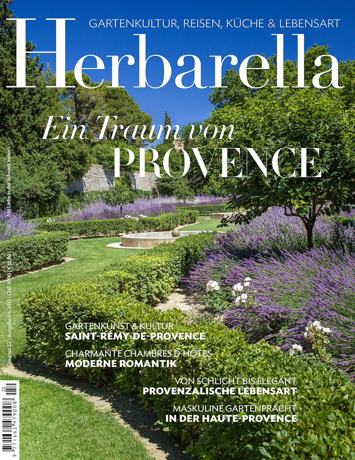 journal 22 ein traum von provence herbarella. Black Bedroom Furniture Sets. Home Design Ideas